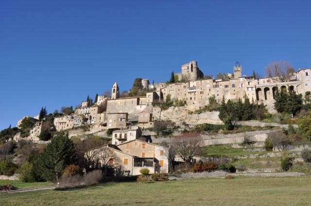 Montbrun les bains village de la vall e de la m ouge - Office du tourisme montbrun les bains ...
